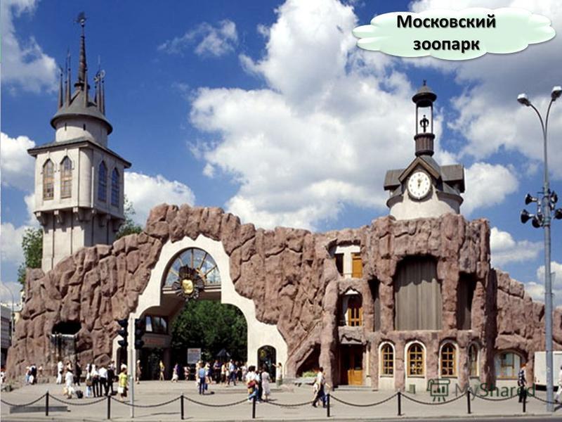 Московскийзоопарк Московскийзоопарк