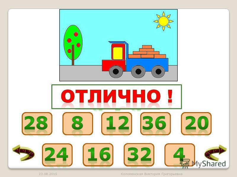 23.08.2015Коломенская Виктория Григорьевна