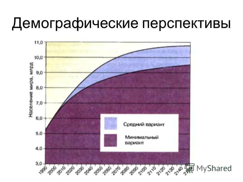Демографические перспективы