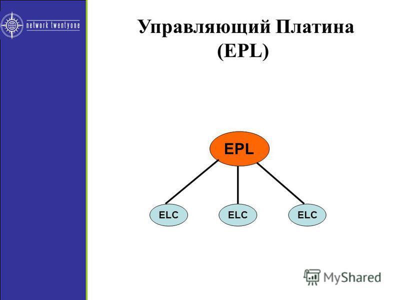 ELC EPL ELC Управляющий Платина (EPL)