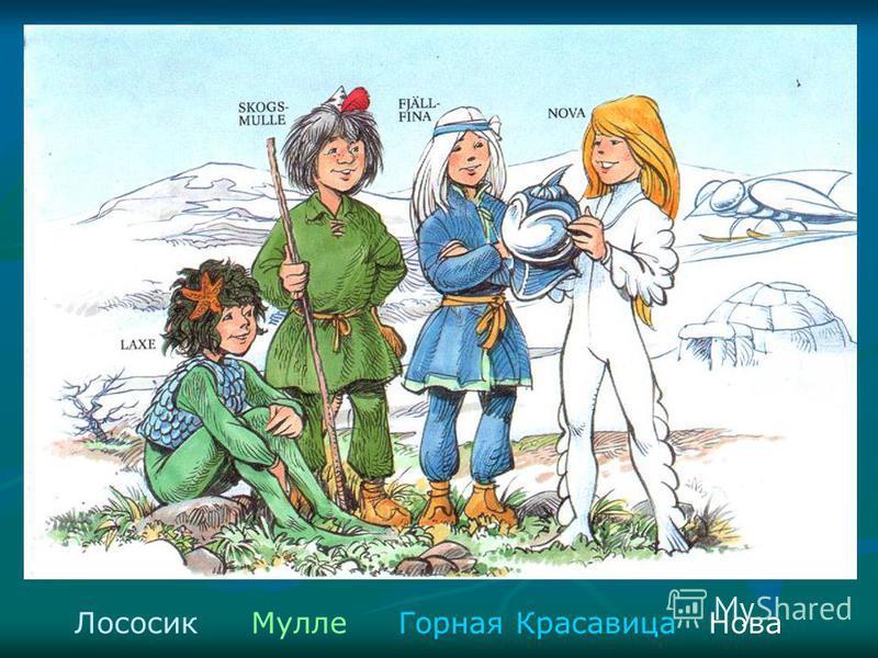 Лососик Мулле Горная Красавица Нова
