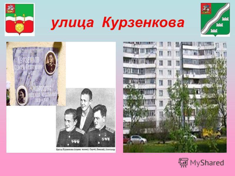 улица Курзенкова
