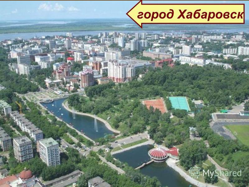 23 город Хабаровск