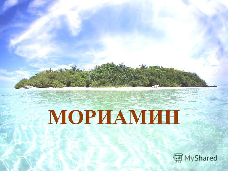 МОРИАМИН