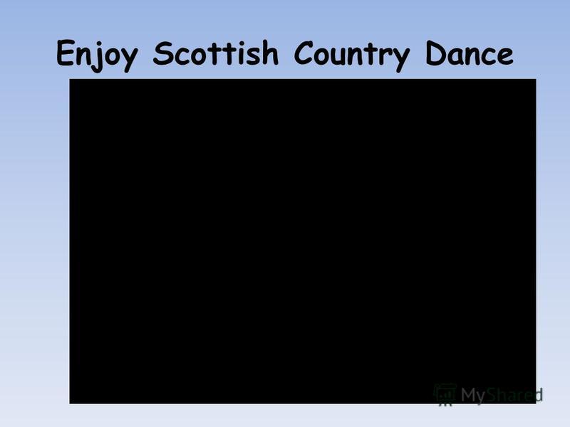 Enjoy Scottish Country Dance
