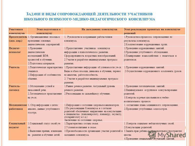 Психолого Педагогическое Представление На Пмпк Образец Для Школьника - фото 11
