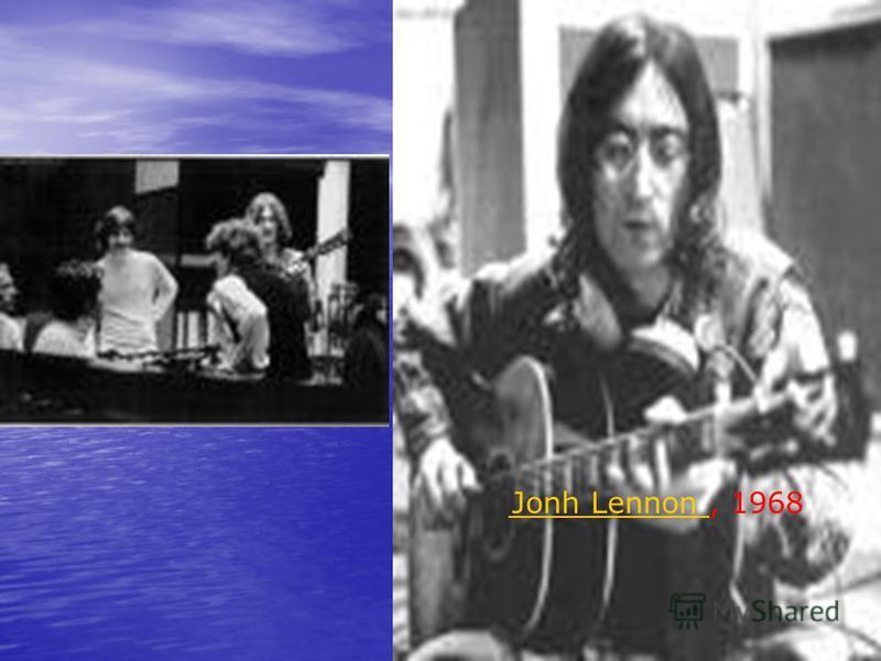 John Lennon George Harrison, 1966