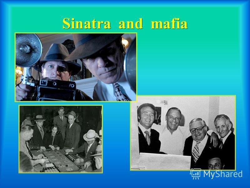 Sinatra and mafia