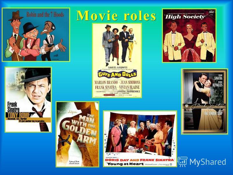 Movie roles