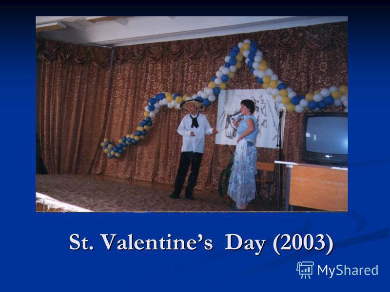 St. Valentines Day (2003)