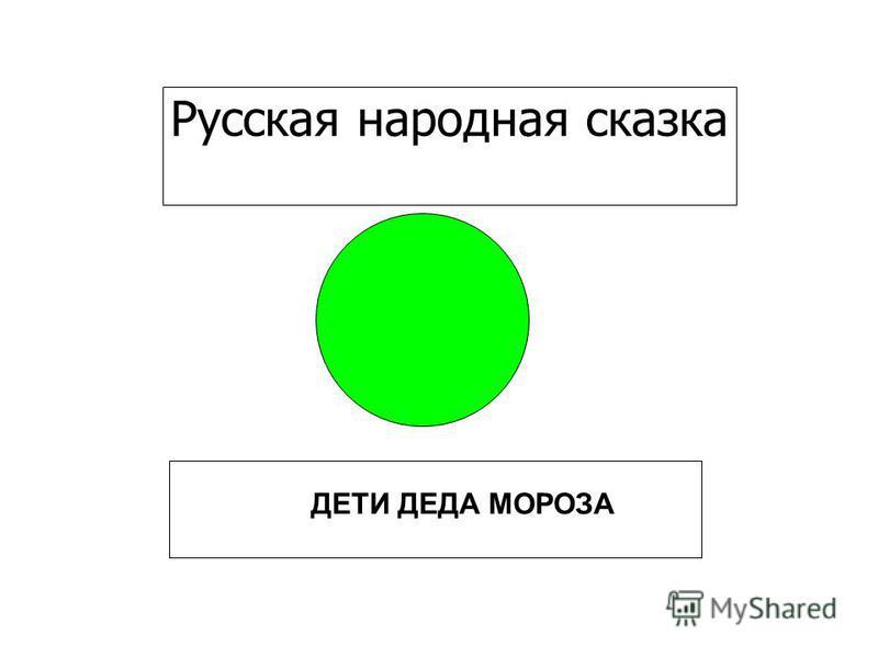 ДЕТИ ДЕДА МОРОЗА
