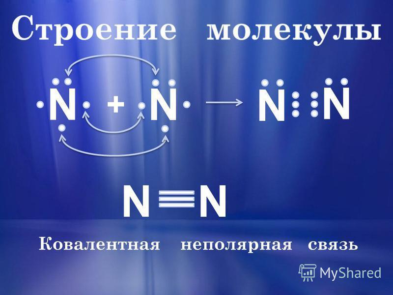 атмосфера (% по объёму) азот N 2 кислород О 2 организм человека (% по массе) О С Н N Азот в связанном виде входит в состав двух селитр: натриевой NaNO 3 (чилийская) и калиевой KNO 3 (индийская) По распространенности в земной коре азот занимает 17-е м
