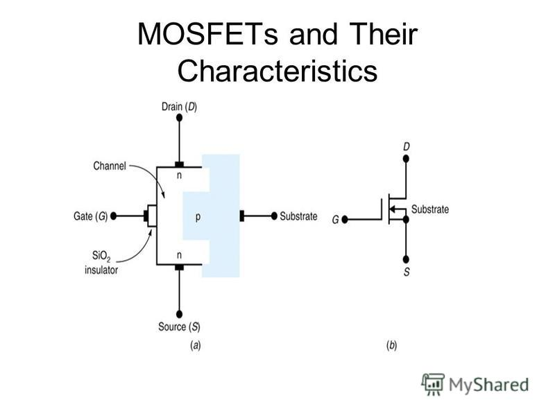 MOSFETs and Their Characteristics