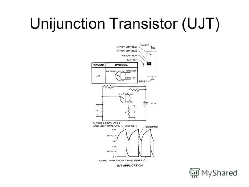 Unijunction Transistor (UJT)