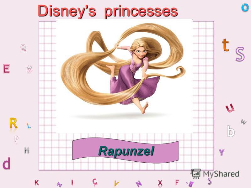 9 Rapunzel