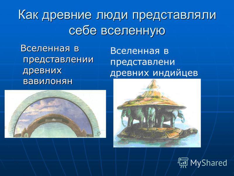 Как древние люди представляли себе вселенную Вселенная в представлениии древних вавилонян Вселенная в представлениии древних вавилонян Вселенная в представлении древних индийцев