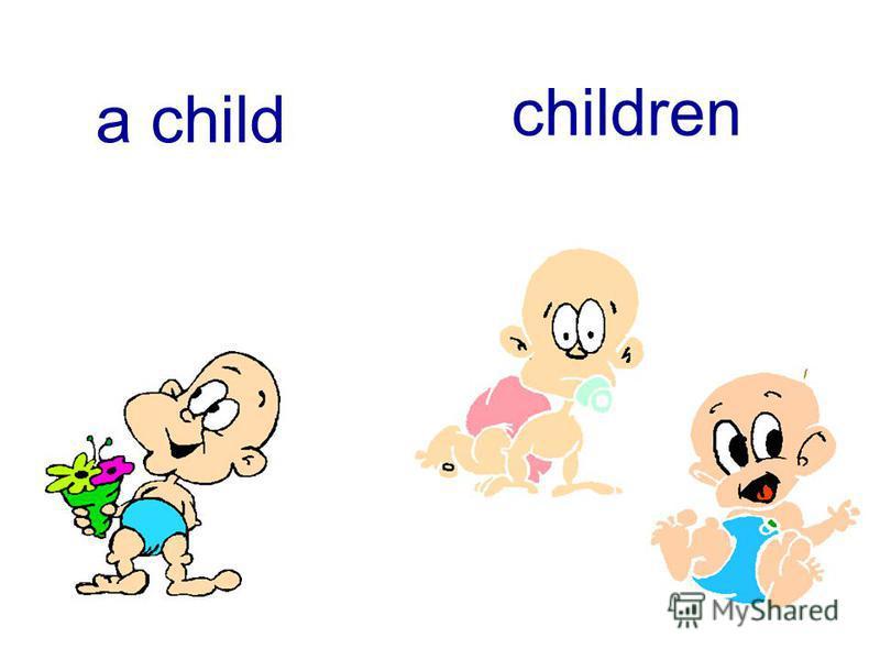 a child children