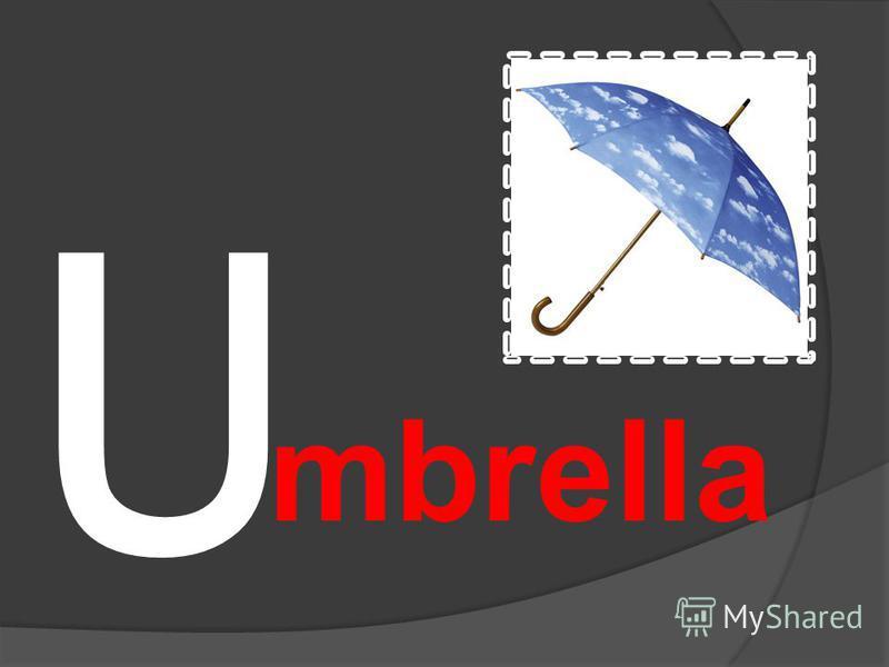 U mbrella