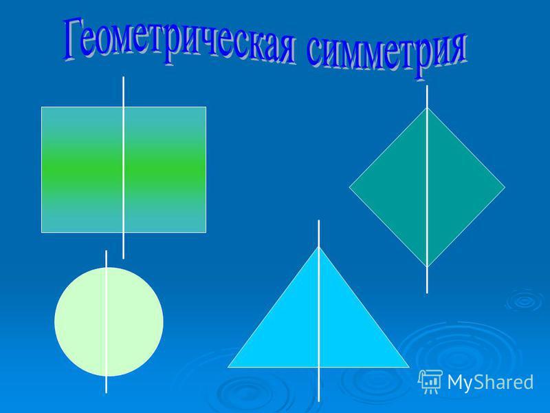 Ось симметрии Ось симметрии