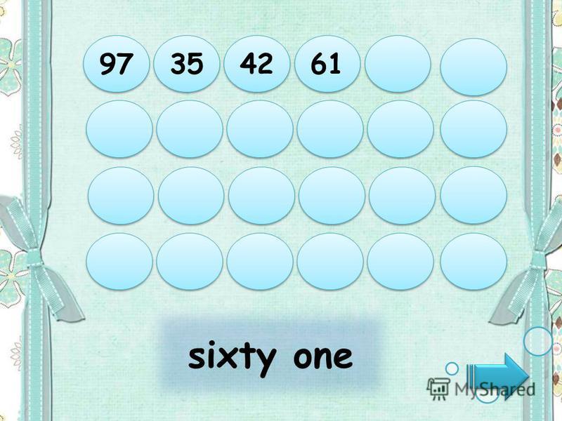 sixty one 97 35 42 61