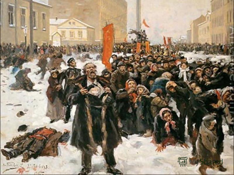Дата Кровавого воскресенья 9 января 1905 года вошла в российскую историю как день, когда в Петербурге была расстреляна 2,5-тысячная демонстрация рабочих.