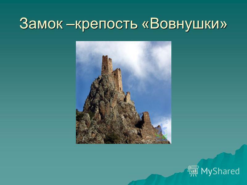 Замок –крепость «Вовнушки»