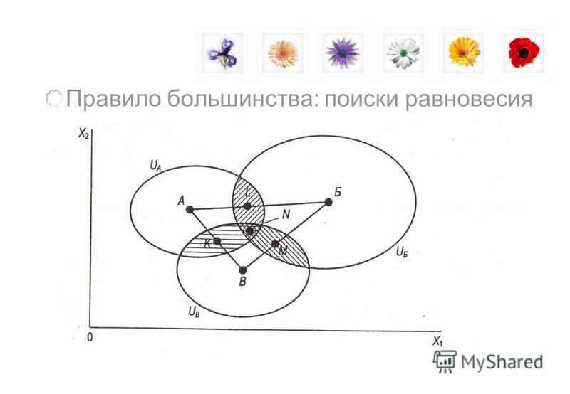 Правило большинства: поиски равновесия