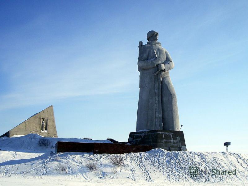 Современный Мурманск