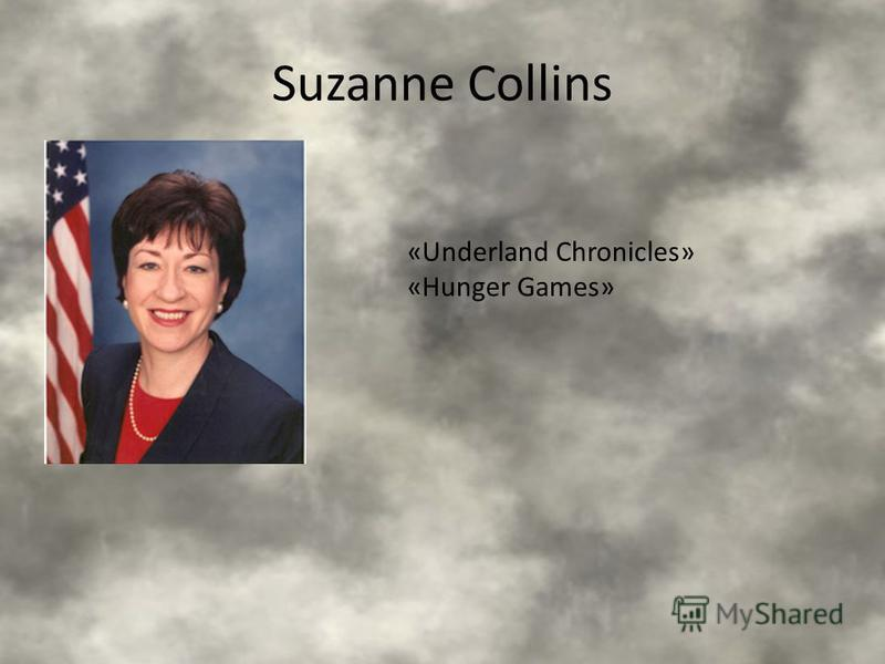 Suzanne Collins «Underland Chronicles» «Hunger Games»