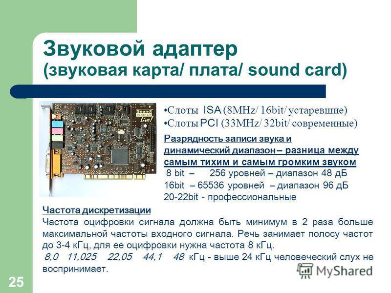 24 Графические режимы Режим Разрешение (гор. x вер.) VGA640x480 SVGA800x600 XGA1024x768 SXGA1280x1024 UXGA1600x1200 А А SVGA XGA 800 600 1024 768