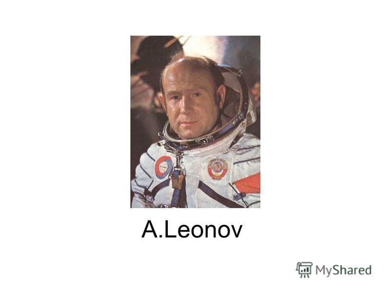A.Leonov