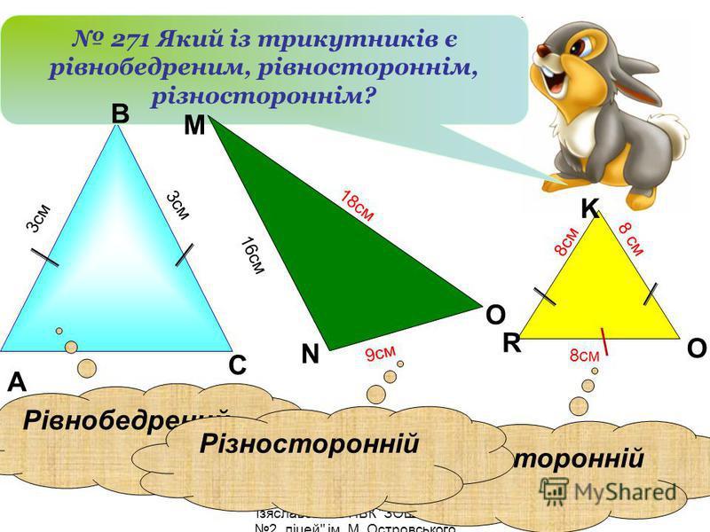 Якубовська О. В., вчитель Ізяславського НВК