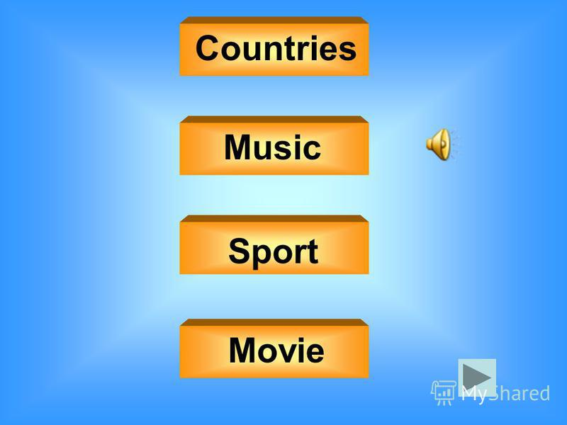 Countries Movie Music Sport