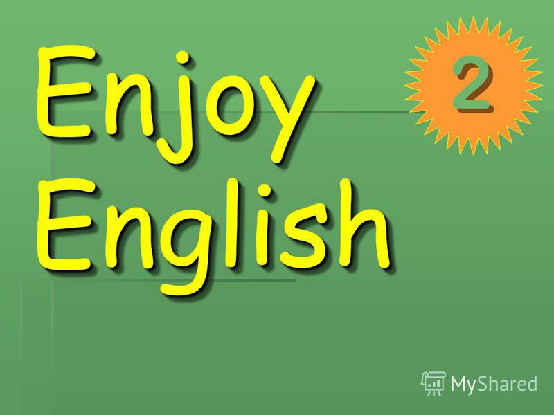 Enjoy English 2 2