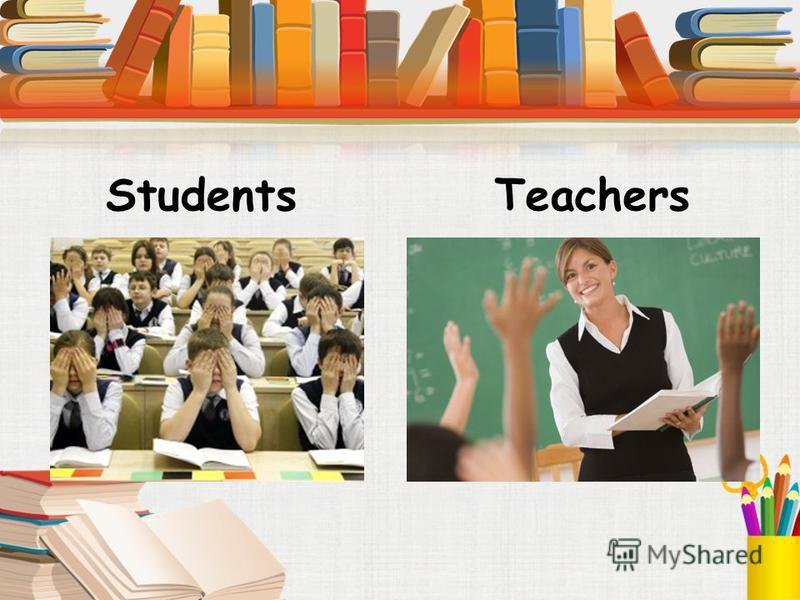 StudentsTeachers