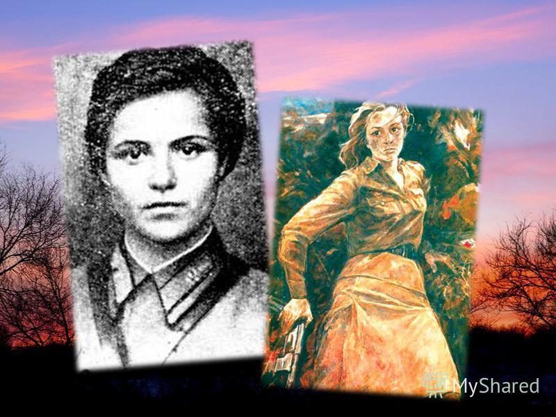 Наташа Качуевская добровольно пошла на фронт медсестрой. Вынесла с поля боя 79 солдат. В одном из боёв за Сталинград, попав в окружение с 45 бойцами, она не только оказывала раненым медицинскую помощь, но и стреляла в фашистов. Когда враги приблизили