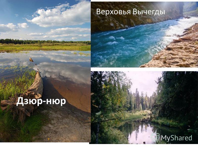 Дзюр-нюр Верховья Вычегды