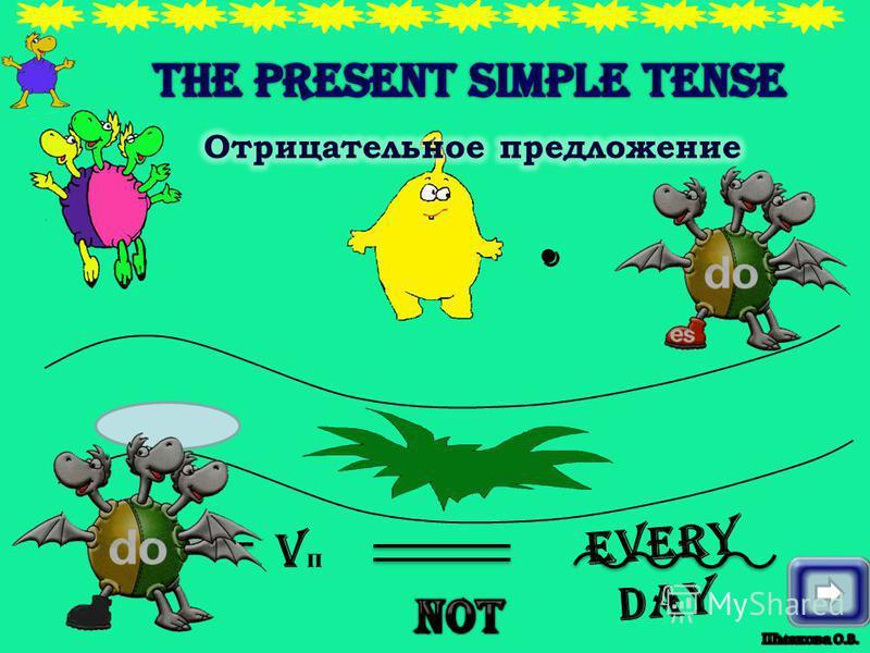 . VпVп - глагол –помощник В русском языке такого члена предложения нет!