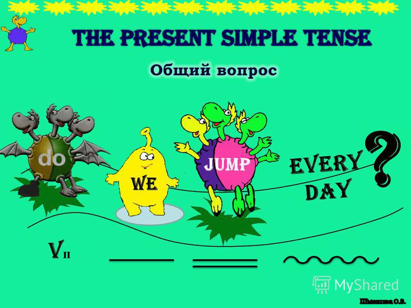 it EVERY DAY ? VпVп jump