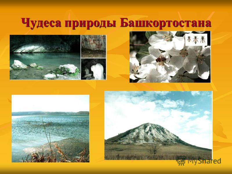 Чудеса природы Башкортостана