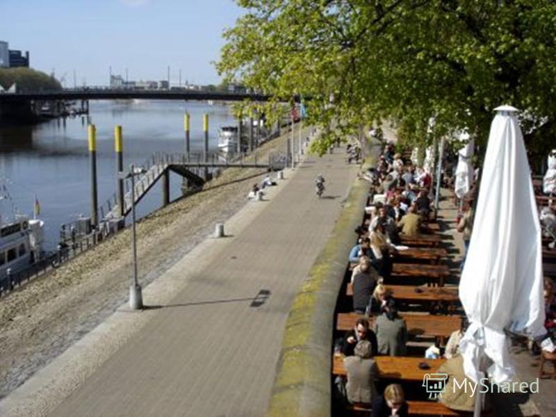 Bremen ist sehr schöne Stadt.