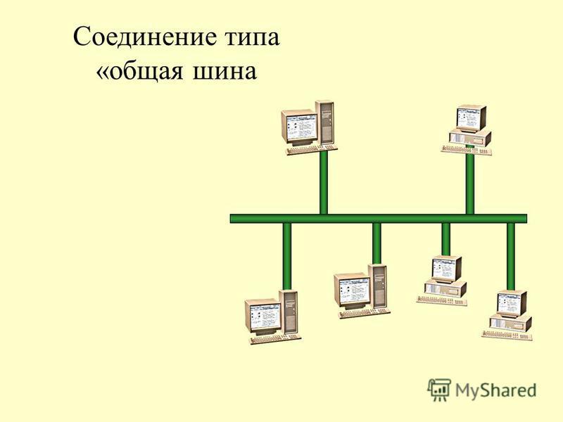 Соединение типа «общая шина