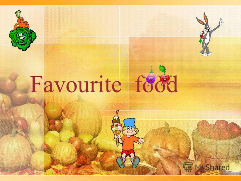 Favourite food