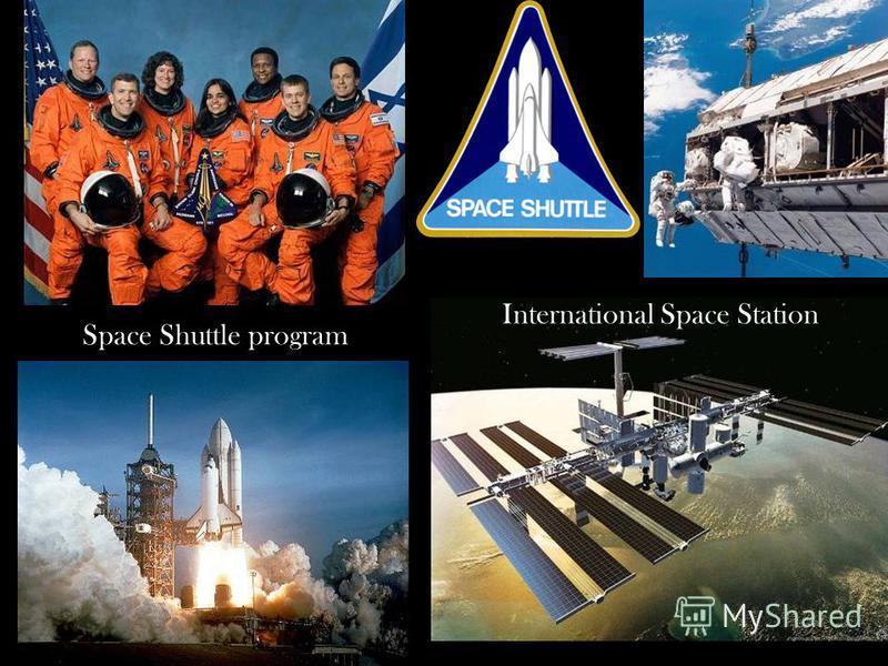 Space Shuttle program International Space Station