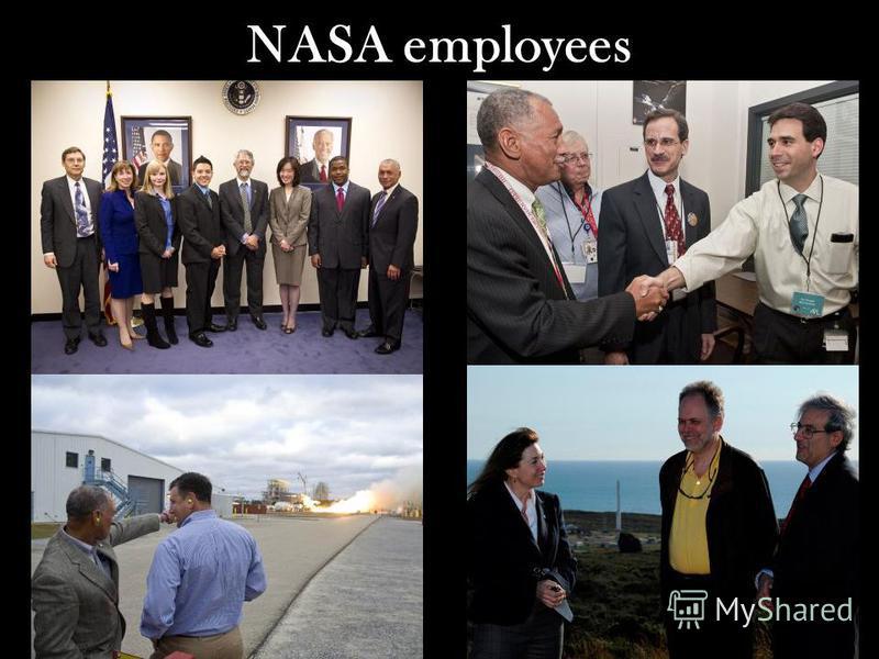NASA employees