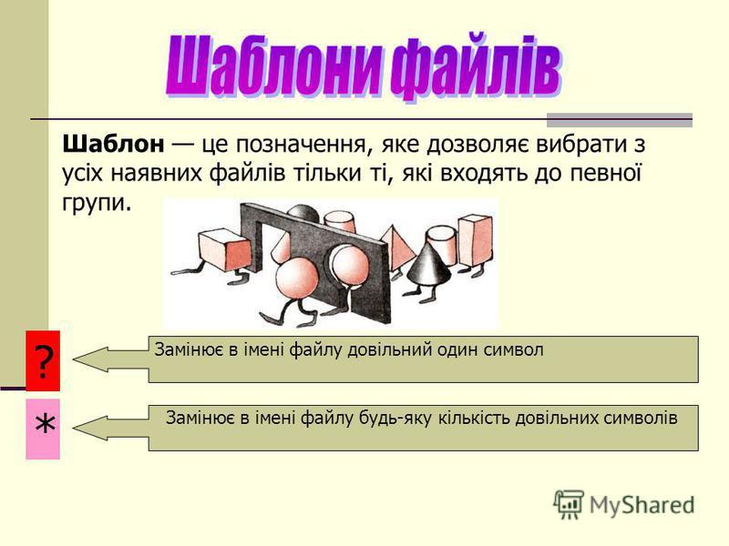 В імені файлу можна використовувати малі та великі літери латинського, російського, українського алфавітів, цифри та деякі спеціальні знаки всього не більше 256 символів Ім'я файла (англ. filename) складається з двох частин назви (англ. пате) та розш