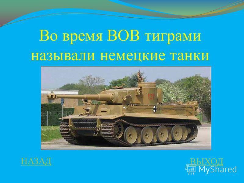 Обо всем 200 ответ Как связано слово тигр с Великой Отечественной войной?