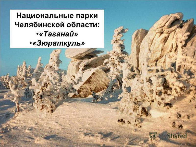 Национальные парки Челябинской области: «Таганай» «Зюраткуль»