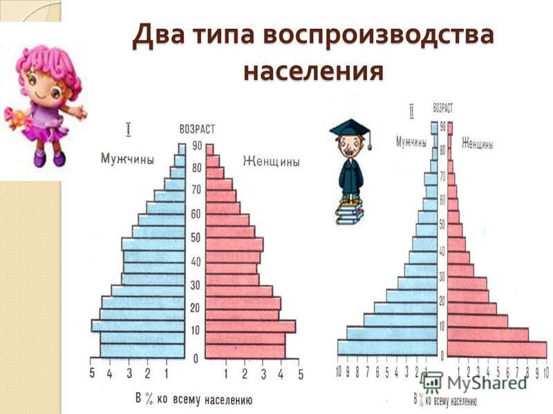 Два типа воспроизводства населения