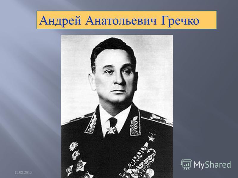 Андрей Анатольевич Гречко